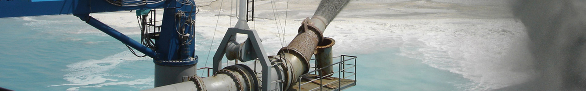 Marine Dredge Pumps