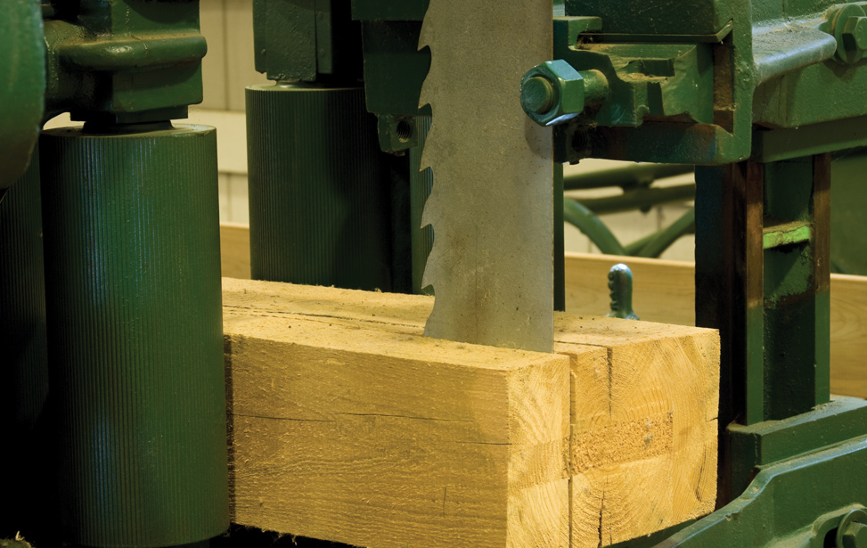 Band Saw Applications