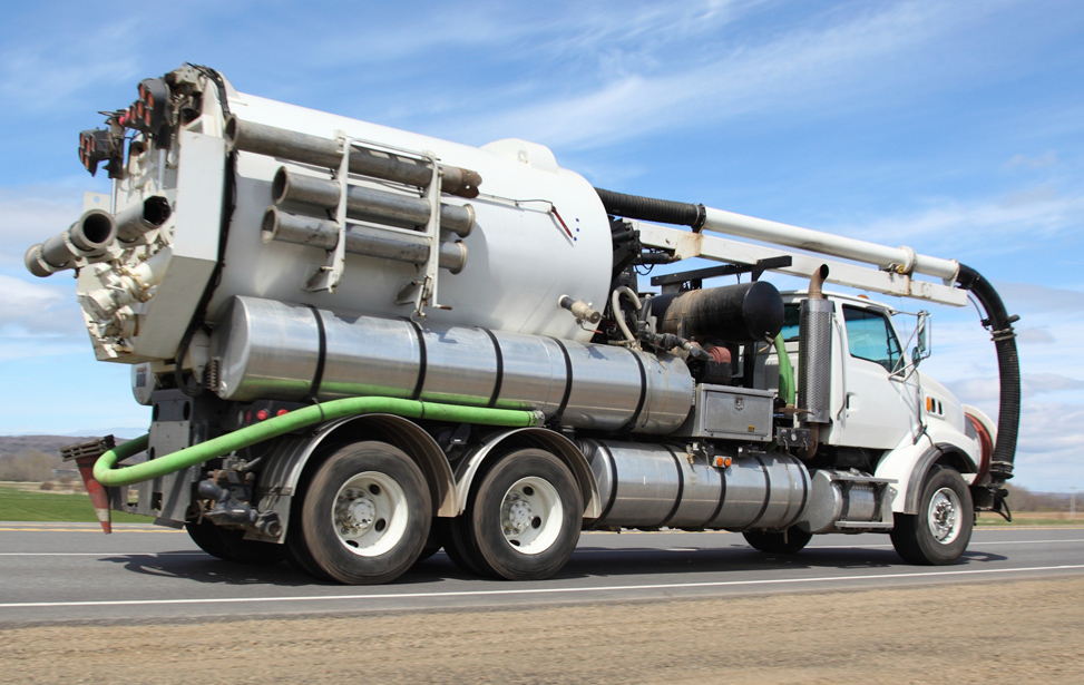 Sewer Vacuum Trucks
