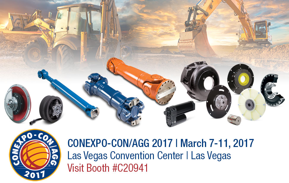 ConExpo 2017 Featured Products