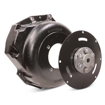 Engine Housings & Guardex FBA Couplings