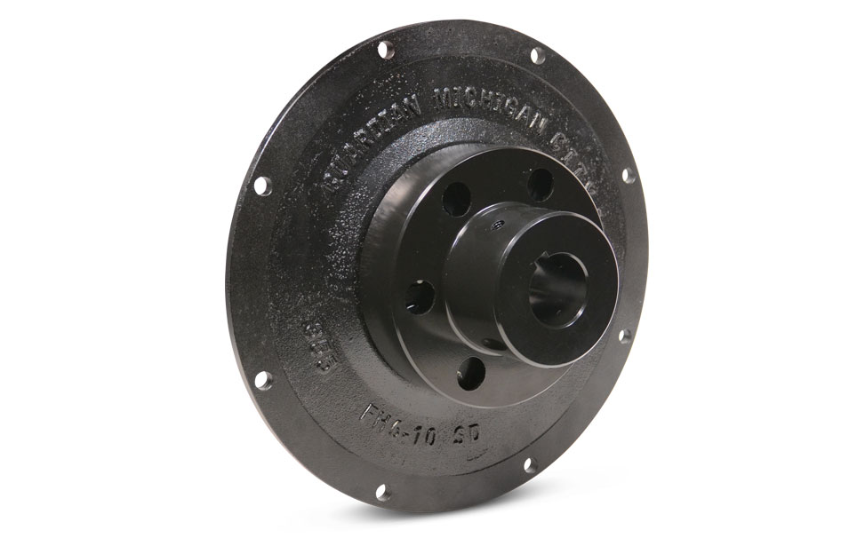 FH Series Flywheel Couplings