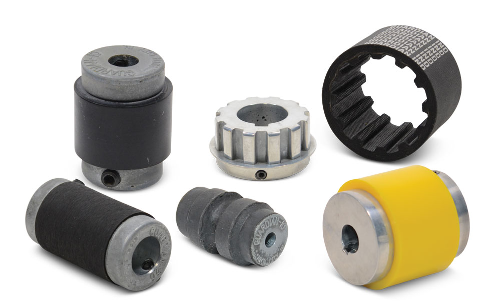 General Purpose Flexible Jaw and Shaft Couplings | Guardian Couplings