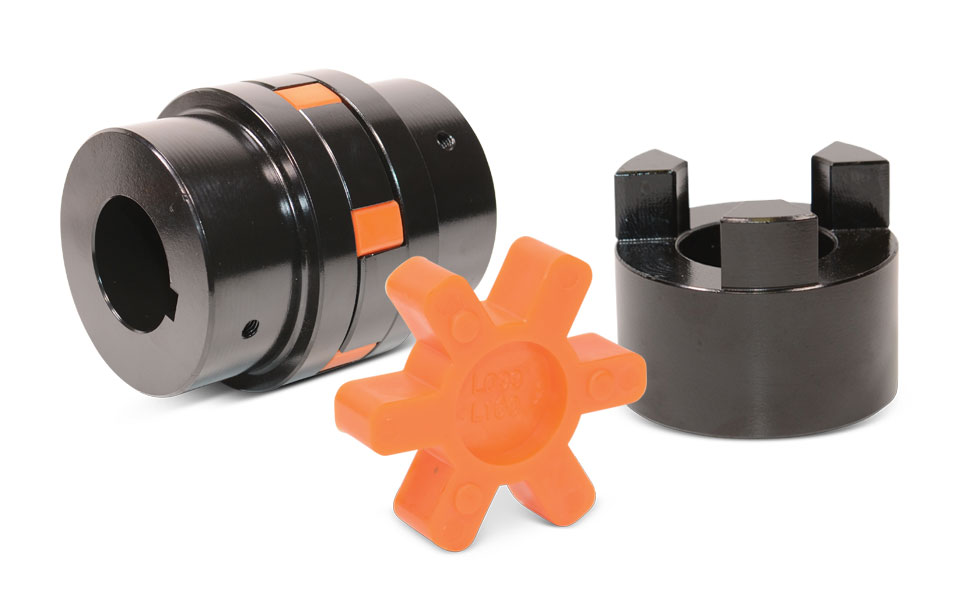 Spider Pipe Fittings : General purpose flexible jaw and shaft couplings