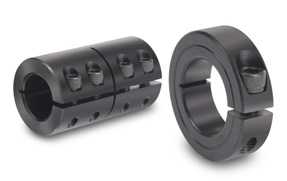 Shaft collars flywheel coupling pipe jaw