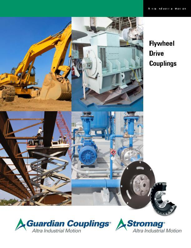 Flywheel Drive Couplings