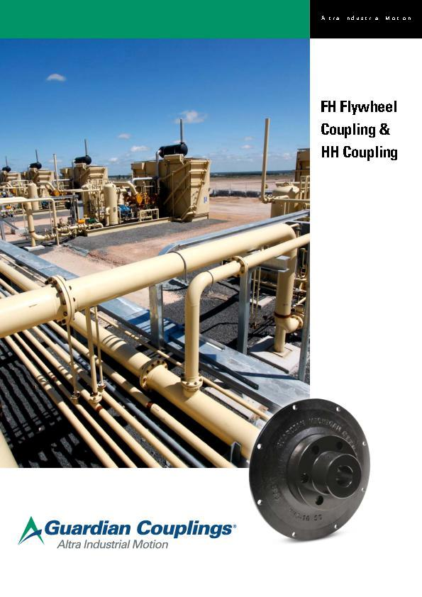 (A4) FH Flywheel Coupling and HH Coupling