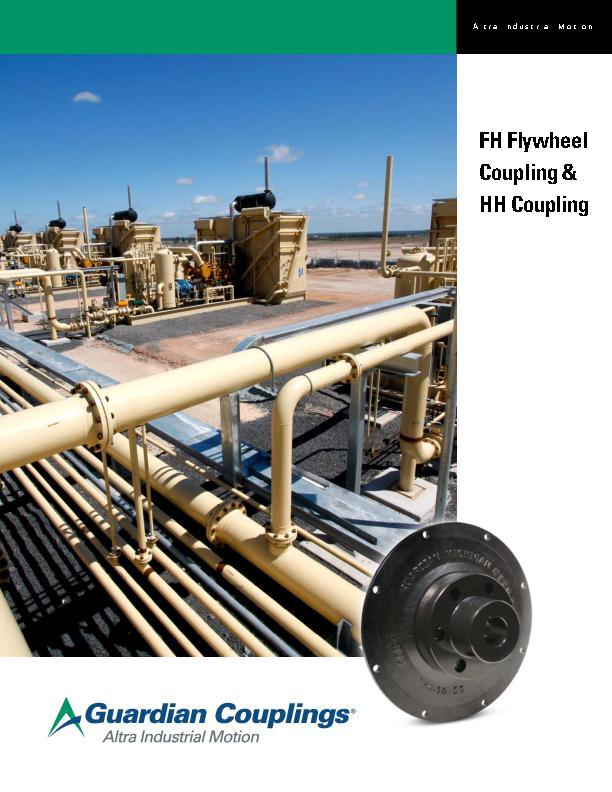 FH Flywheel Coupling and HH Coupling