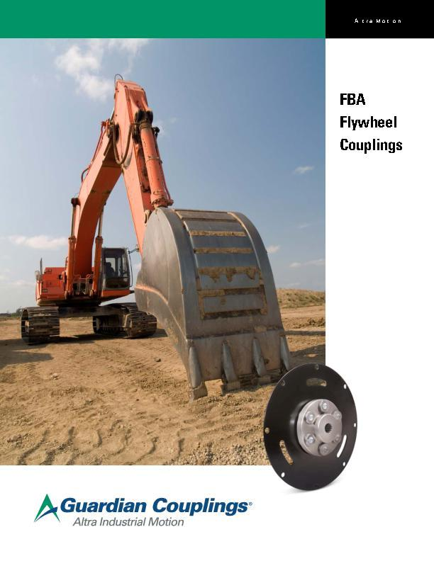 FBA Flywheel Couplings