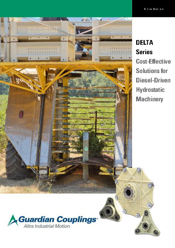 (A4) DELTA Series for Diesel-Driven Hydrostatic Machinery