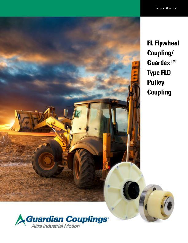 FL Flywheel Coupling