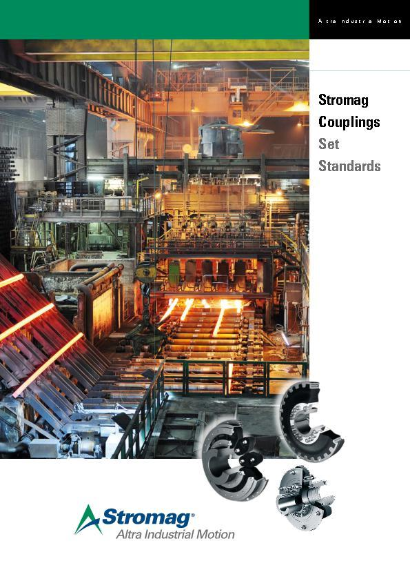 (A4) Stromag Couplings Set Standards